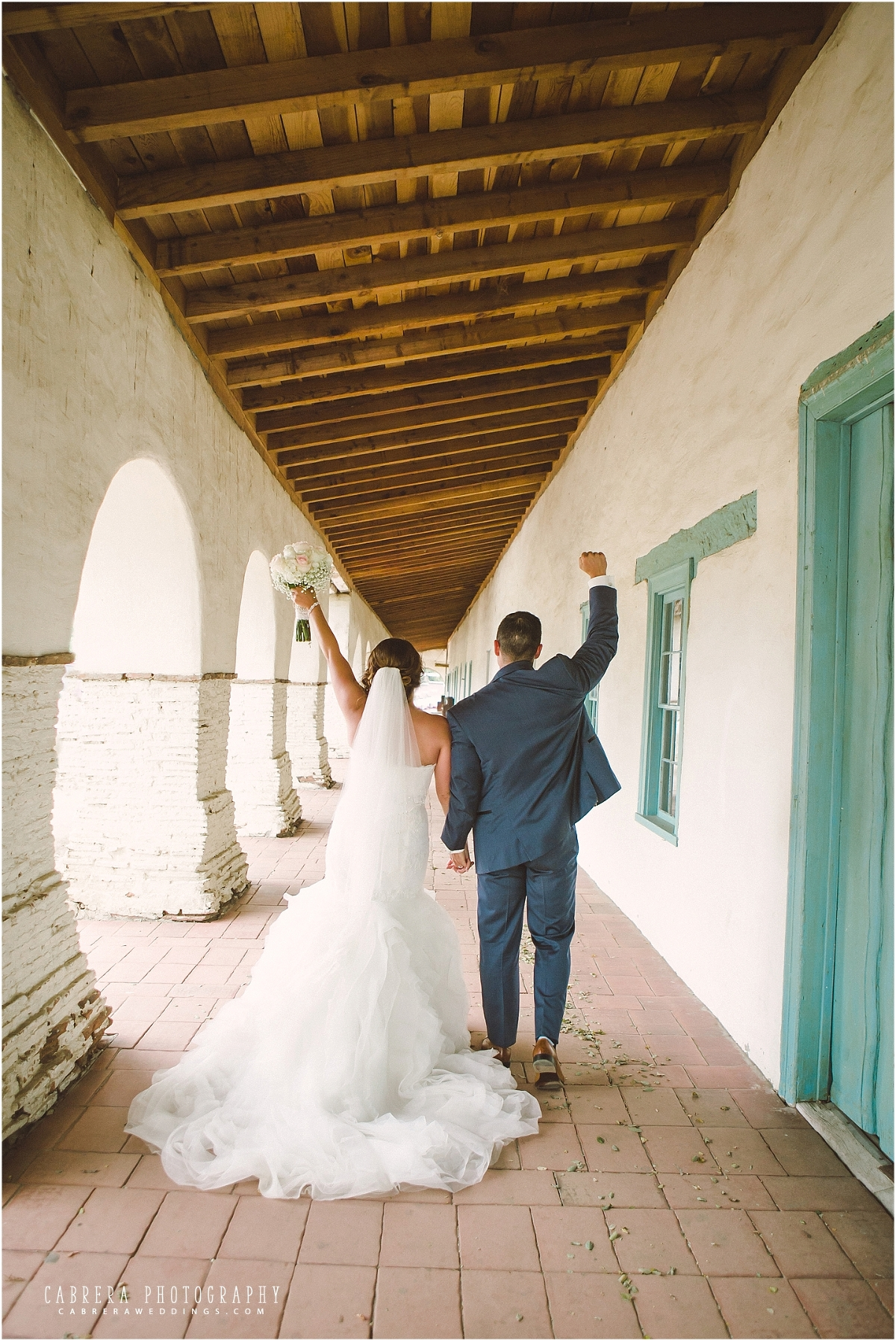 San Juan Bautista Mission Wedding Jocelyn Brock